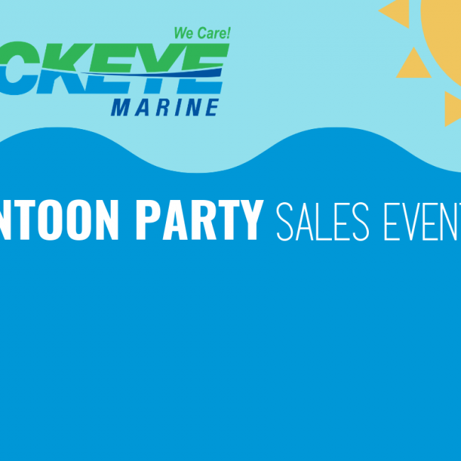 Pontoon Party Sales Event Header