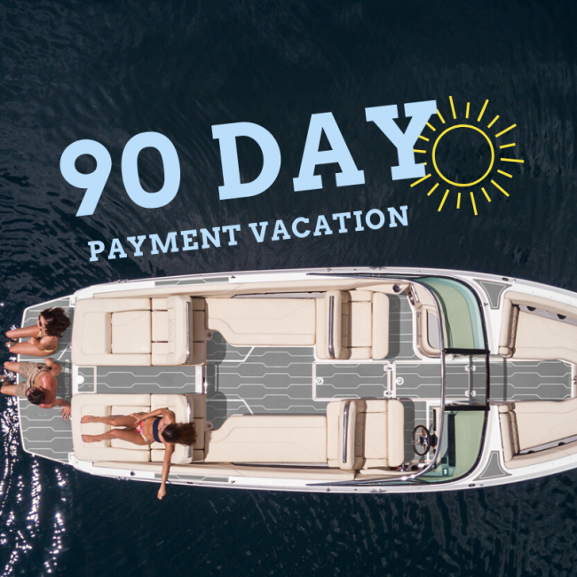 90 day payment Vacation